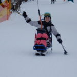 skiing with disability Austria Zell am See Kaprun